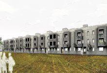 Concurso para 52 viviendas protegidas Alberchigo en Torreblanca. Sevilla
