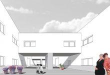 Concurso para 52 vivendas protegidas Torrelaguna en Torreblanca. Sevilla