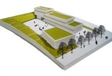 Concurso para Instituto de Educación Secundaria en El Toyo (Almería)