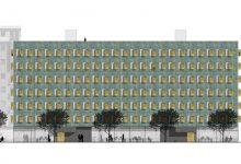 Concurso para 49 viviendas protegidas en PERI 1 Pescadería. Huelva