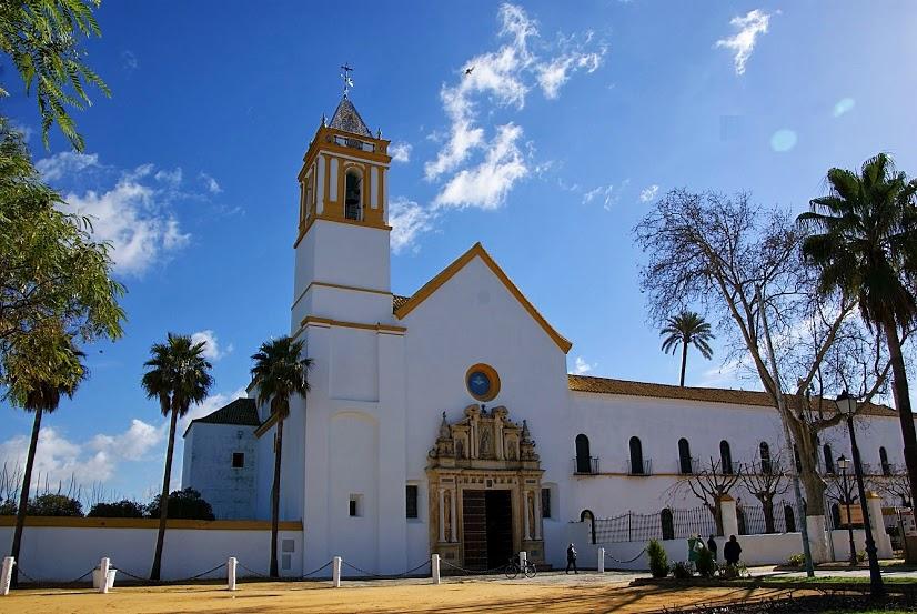 Santuario de Nuestra Señora de Consolación. Utrera.